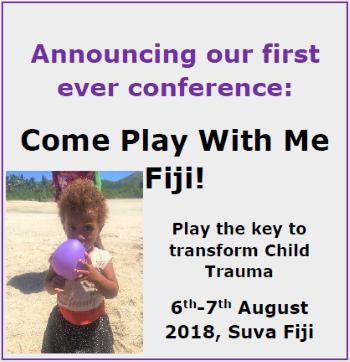 Our first conference in Fiji