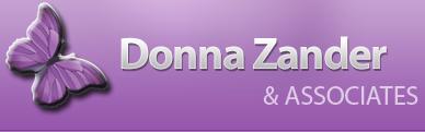 Donna Zander & Associates Logo